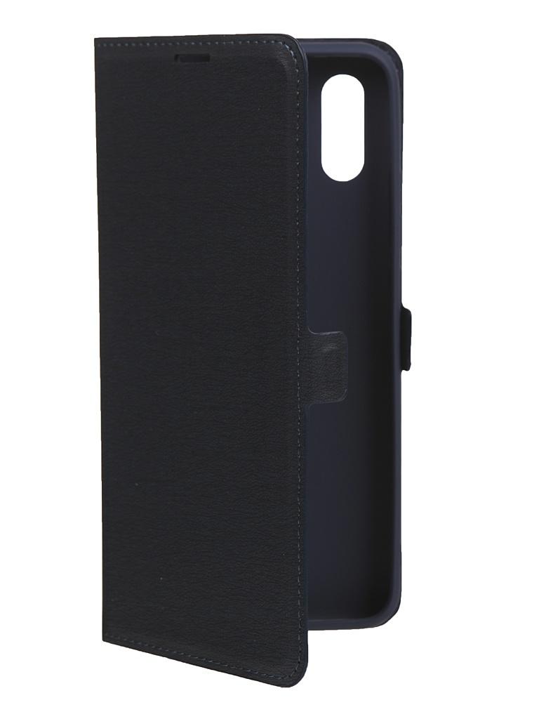 Чехол Krutoff для Xiaomi Redmi 9A Blue 10506