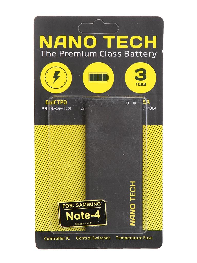 Аккумулятор Nano Original Battery для Samsung SM-N910C Galaxy Note 4 3220mAh EB-BN910BBE