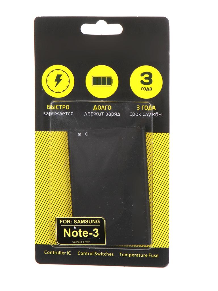 Аккумулятор Nano Original Battery для Samsung SM-N9000 Galaxy Note 3 3200mAh EB-B800BC