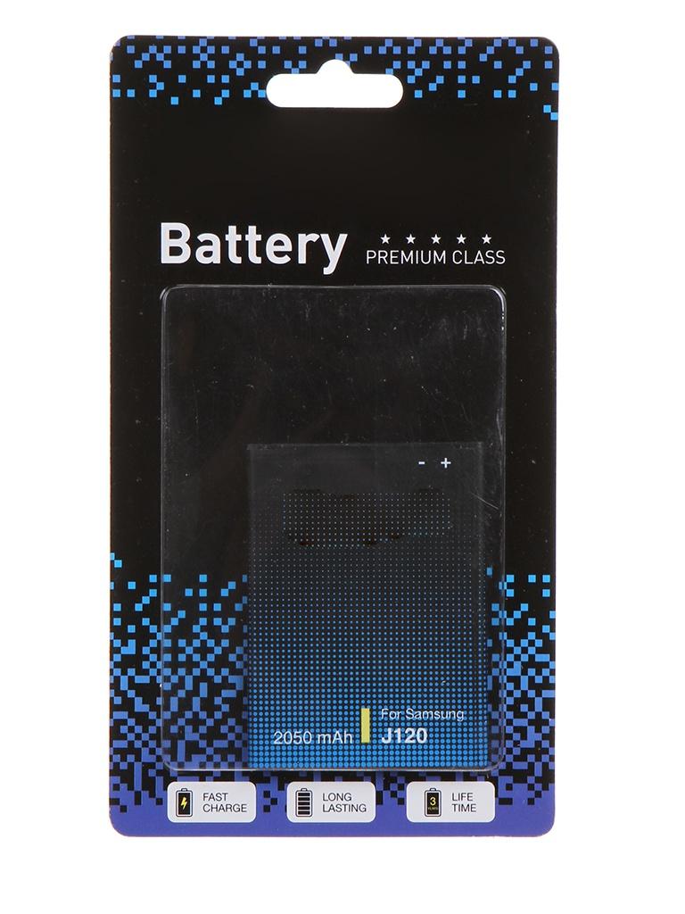 Аккумулятор Nano Original Battery для Samsung SM-J120F Galaxy J1 2016 2050mAh EB-BJ120CBE