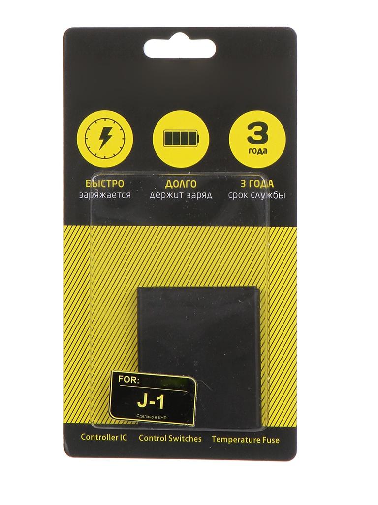 Аккумулятор Nano Original Battery для Samsung SM-J100F Galaxy J1 1500mAh EB-BJ100BBE