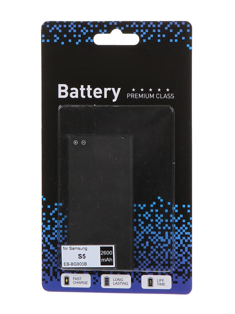 Аккумулятор Nano Original Battery для Samsung SM-G900A Galaxy S5 2800mAh EB-BG900BBC