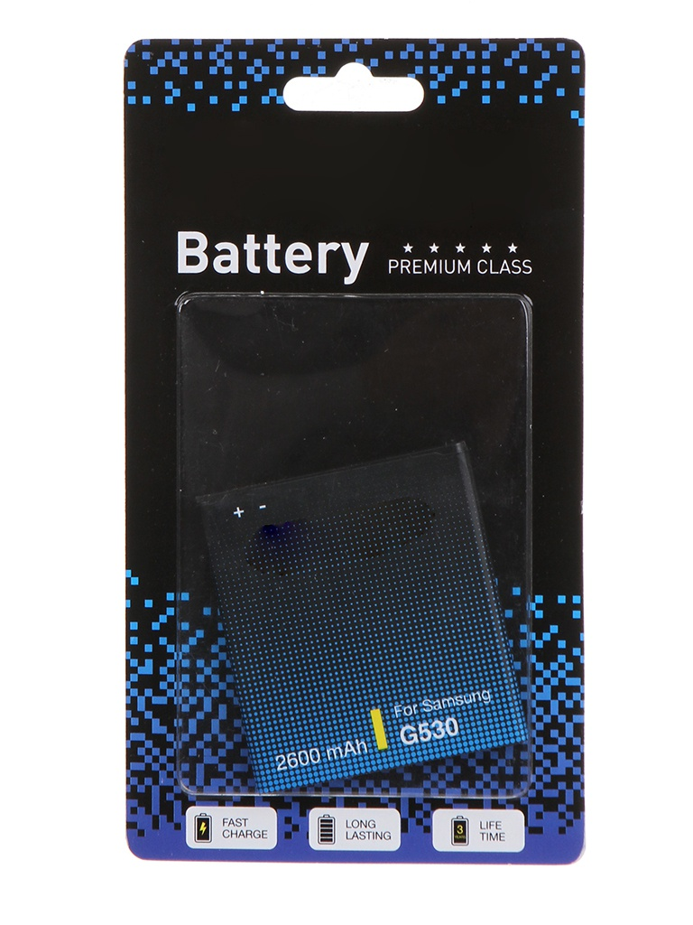 Аккумулятор Nano Original Battery для Samsung SM-G530H Galaxy Grand Prime 2600mAh EB-BG530CBE