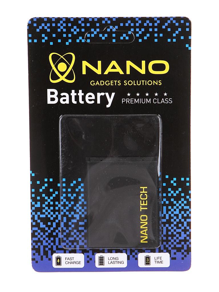 Аккумулятор Nano Tech (схожий с HB4J1) 1200mAh для Huawei U8510 Ideos X3