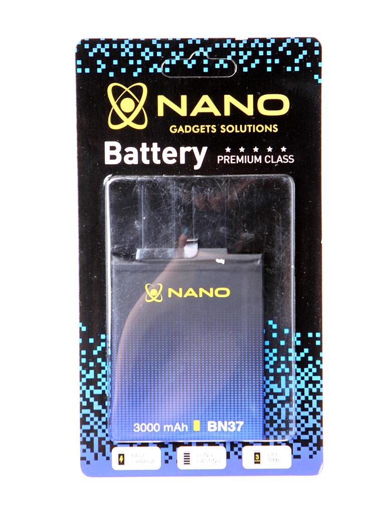 Аккумулятор Nano Original Battery для Xiaomi Redmi 6 / 6A 3000mAh BN37
