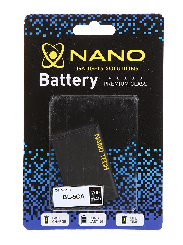 Аккумулятор Nano Original Battery для Nokia 1110 1110mAh BL-5CA
