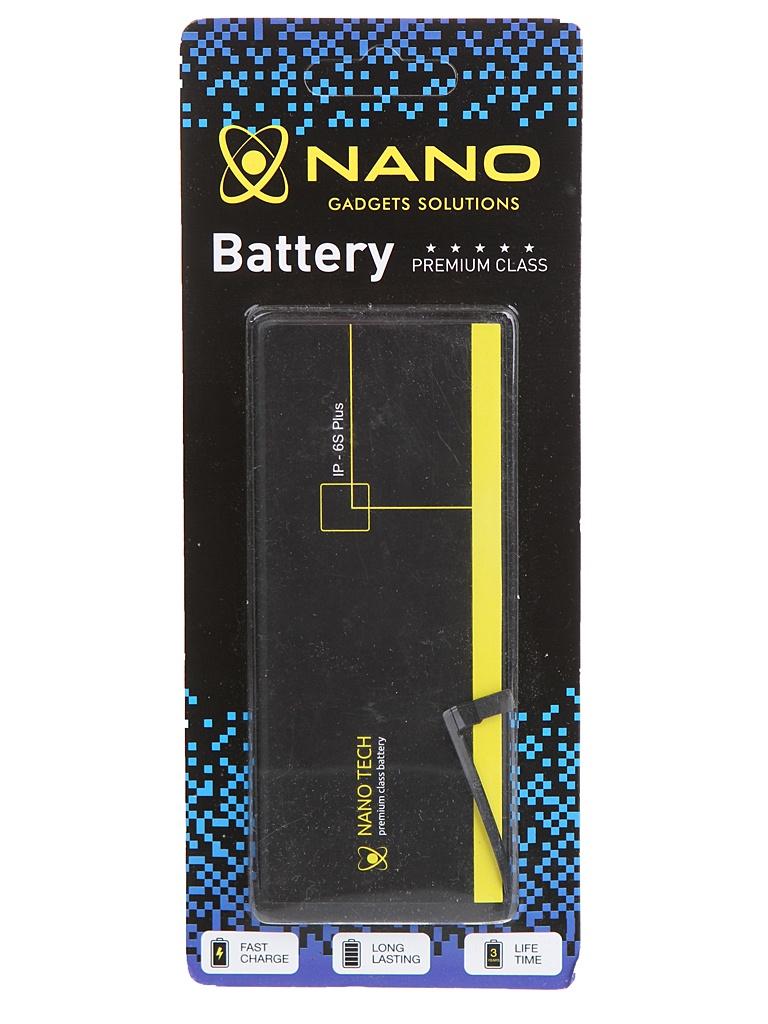 Аккумулятор Nano Original Battery для APPLE iPhone 6S Plus 2750mAh BTT-PMISP600