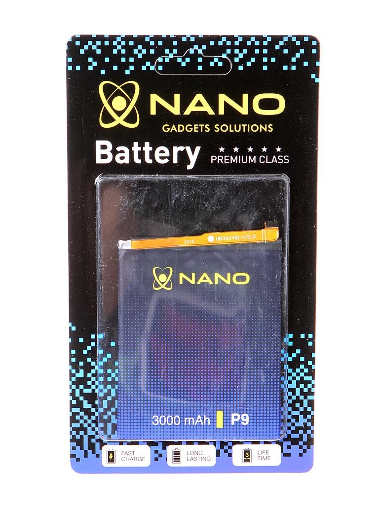 Аккумулятор Nano Original Battery для Huawei P9 / Lite Honor 8 5C 3000mAh HB366481ECW