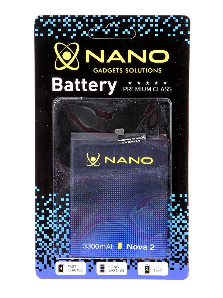 Аккумулятор Nano Original Battery для Huawei Nova 2 / 2i 3300mAh HB366179ECW