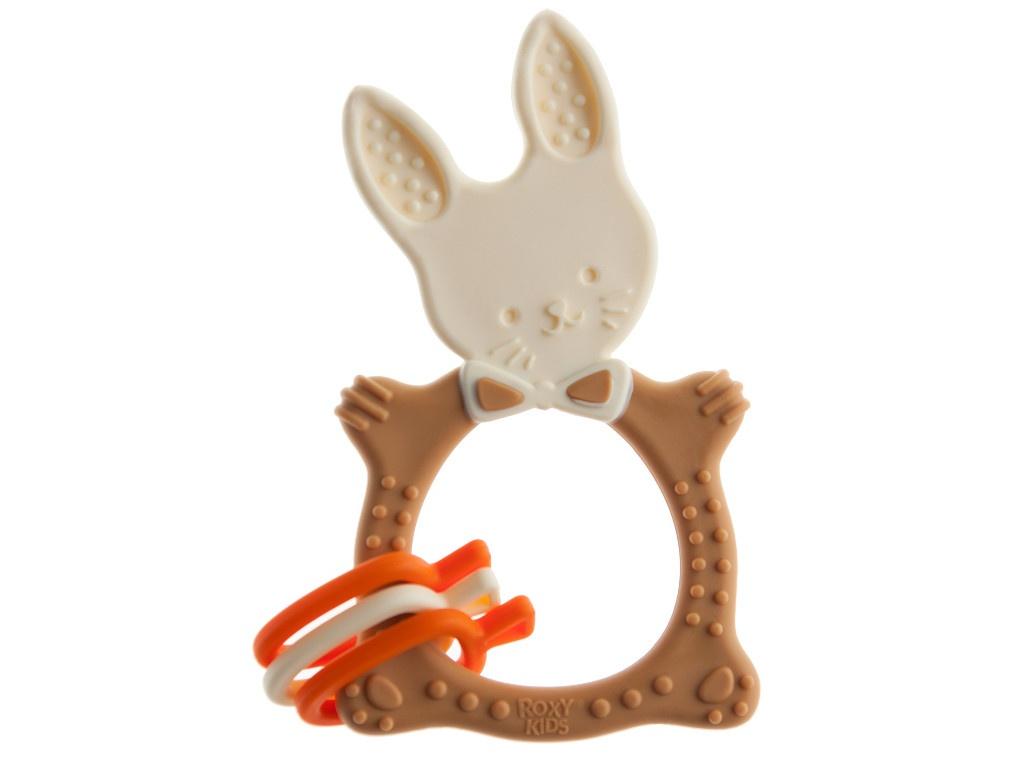 Прорезыватель Roxy-Kids Bunny RBT-001BD