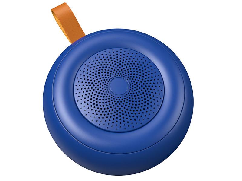Колонка Borofone BR10 Joyful Shine Blue