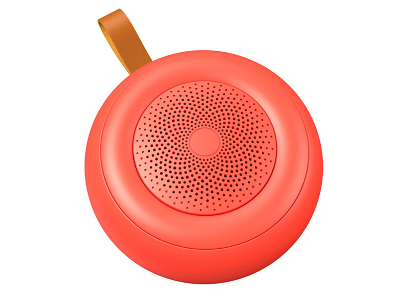 Колонка Borofone BR10 Joyful Shine Orange