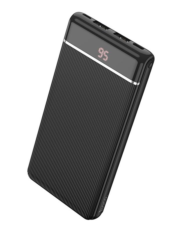 Внешний аккумулятор Hoco J59 Famous 10000mAh Black