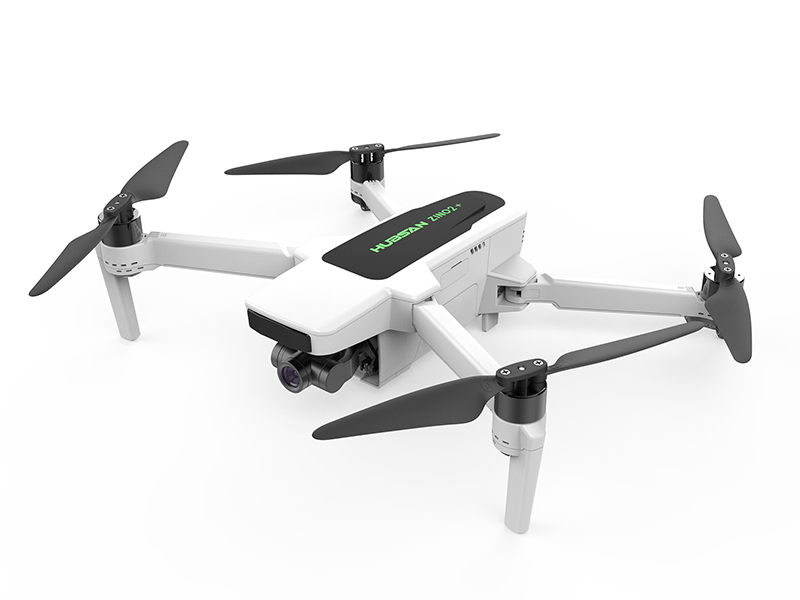 Квадрокоптер Hubsan Zino 2 Plus RTF+Bag+EB 15687