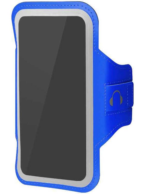 Чехол спортивный DF Универсальный 5.8 Blue SportCase-03