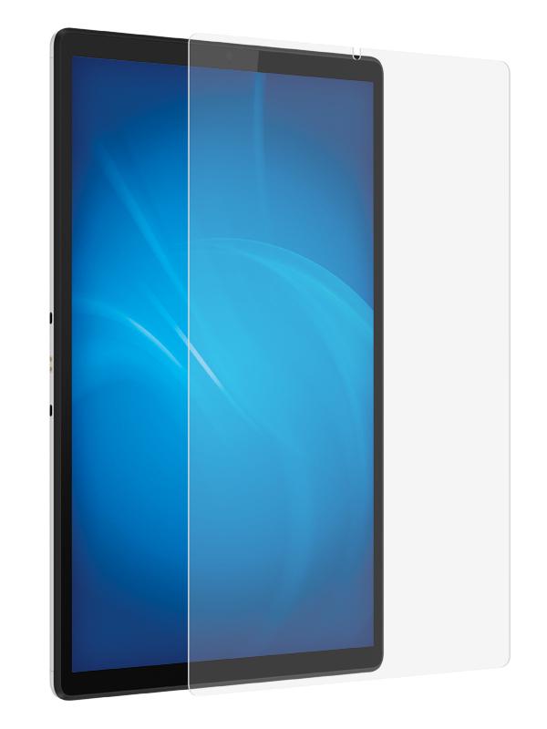 Закаленное стекло DF для Lenovo M10 Plus LSteel-65