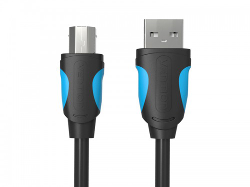 Аксессуар Vention USB 2.0 AM - BM 5.0m VAS-A16-B500