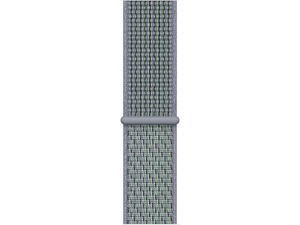 Аксессуар Ремешок APPLE Watch Series 3 / 4 5 6 SE 44mm Nike Sport Loop Smoky Grey MGQL3ZM/A