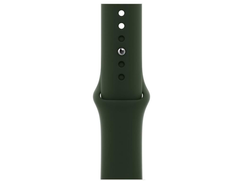 Аксессуар Ремешок APPLE Watch Series 3 / 4 5 6 SE 40mm Sport Band Cypriot Green MG423ZM/A