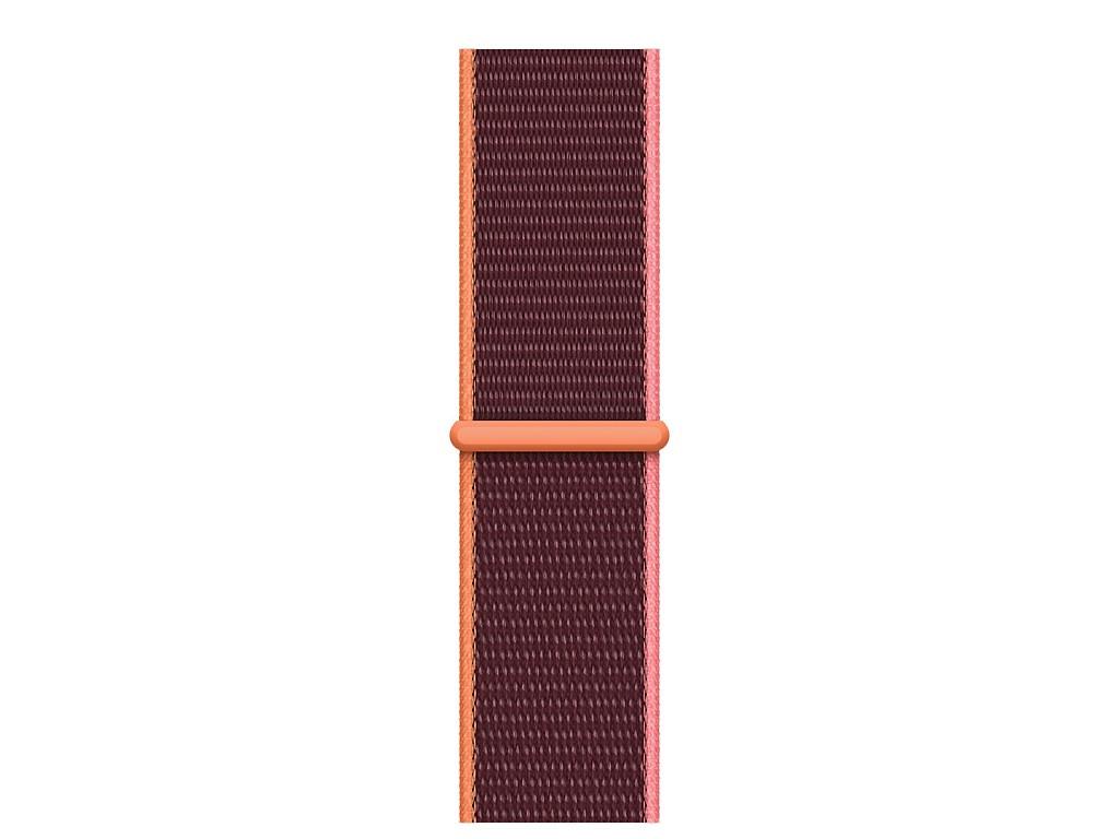 Аксессуар Ремешок APPLE Watch Series 3 / 4 5 6 SE 40mm Sport Loop Plum MYA32ZM/A