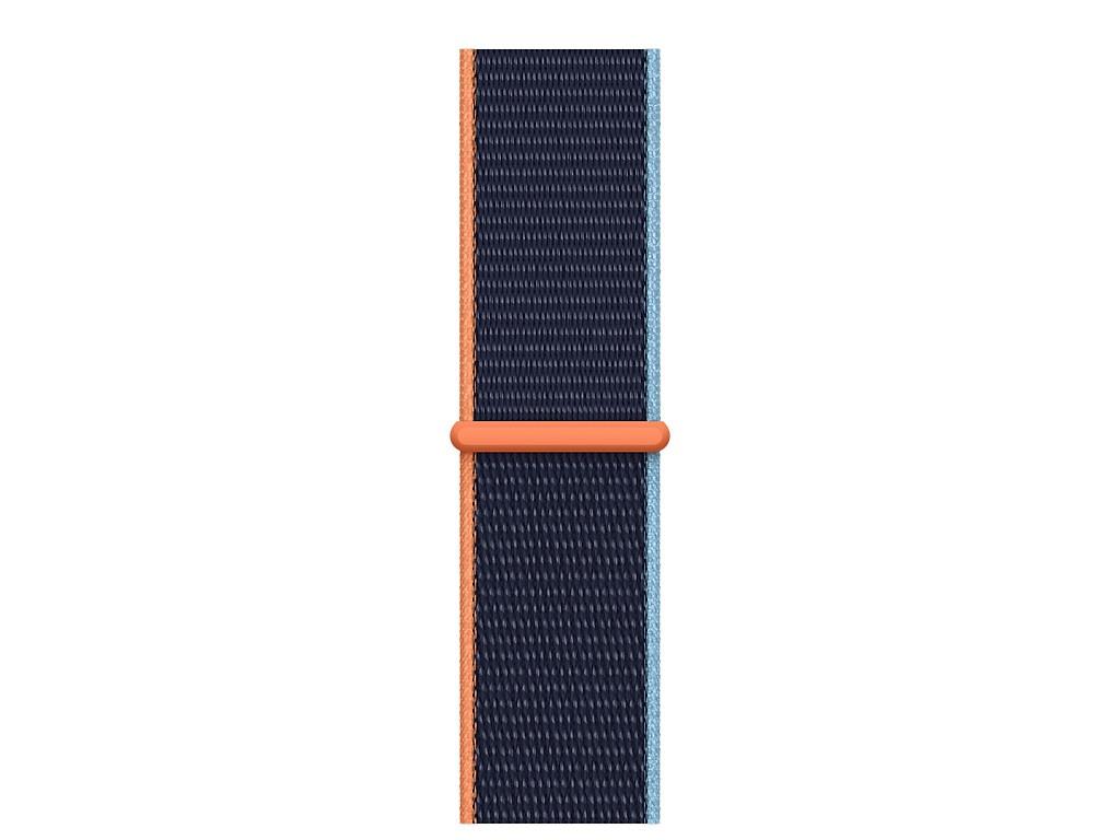 Аксессуар Ремешок APPLE Watch Series 3 / 4 5 6 SE 40mm Sport Loop Dark Ultramarine MYA22ZM/A