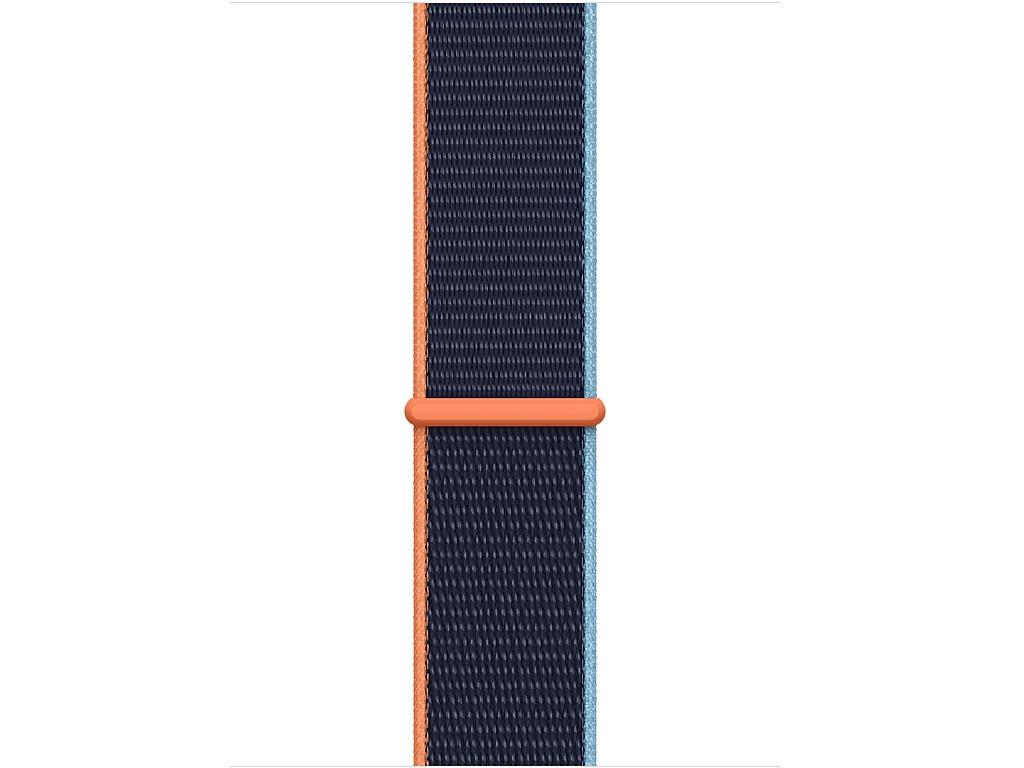 Аксессуар Ремешок APPLE Watch Series 3 / 4 5 6 SE 44mm Sport Loop Dark Ultramarine MYA82ZM/A