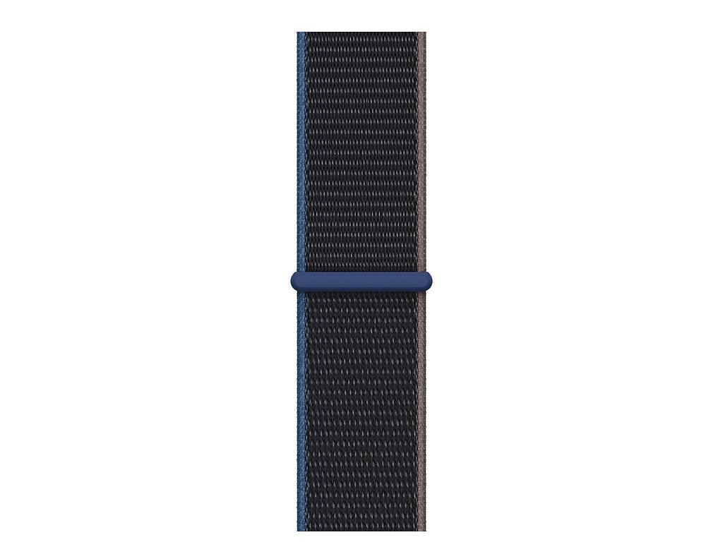 Аксессуар Ремешок APPLE Watch Series 3 / 4 5 6 SE 40mm Sport Loop Carbonic MYA42ZM/A