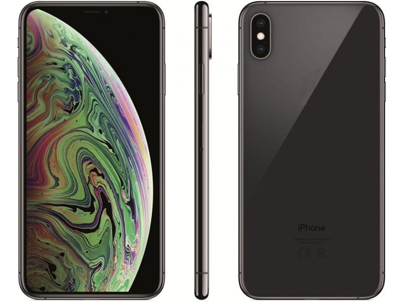 Сотовый телефон APPLE iPhone XS Max - 256Gb Space Grey восстановленный FT532RU/A