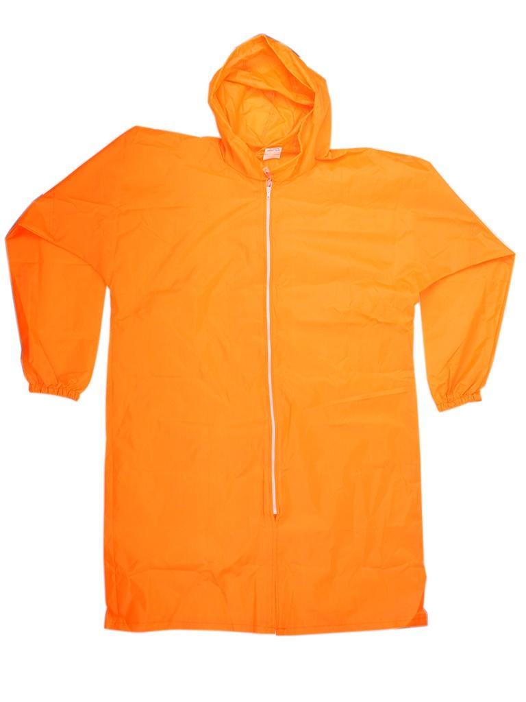 Плащ-дождевик Русский дождевик Ивент р.52-54 Orange Fluor