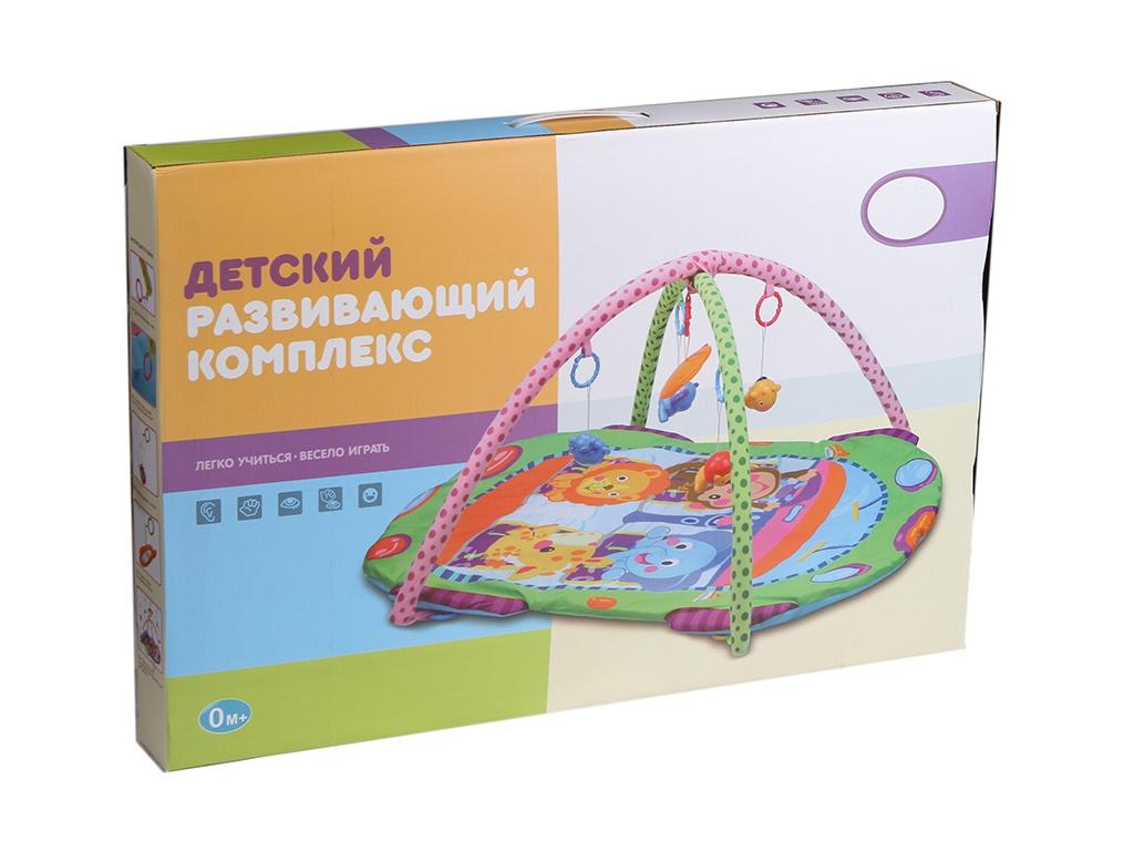 Музыкальный коврик Ути Пути Новорожденка и малыши 40cm 72405