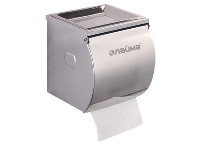 Диспенсер для туалетной бумаги Лайма 605047