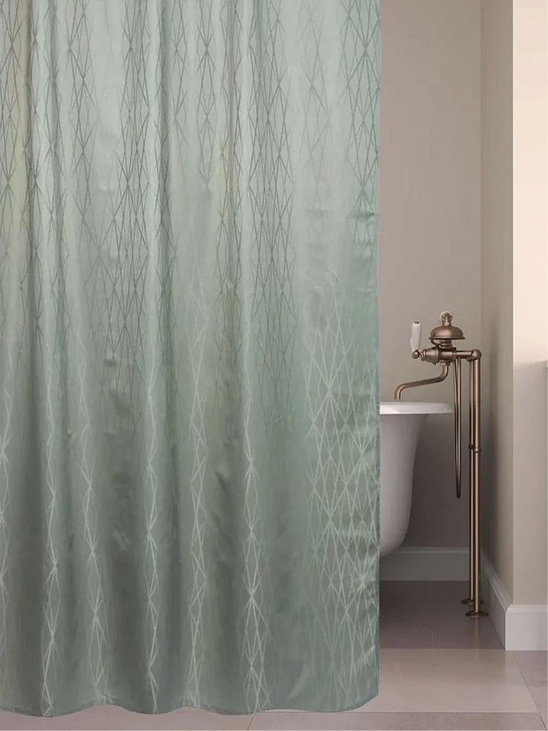 Шторка Bath Plus Radial Line 180x200cm JAC1502