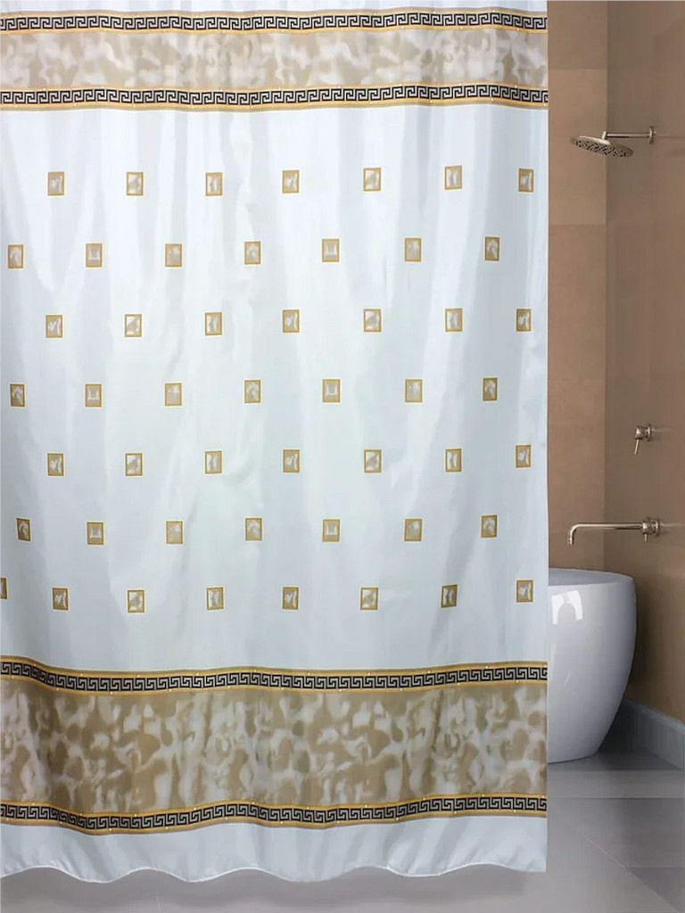 Шторка Bath Plus Rome 180x180cm 2115/3-P