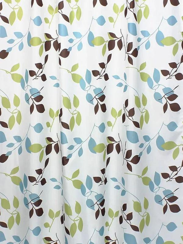Шторка Bath Plus Summer Leaf 180x180cm ch-21258
