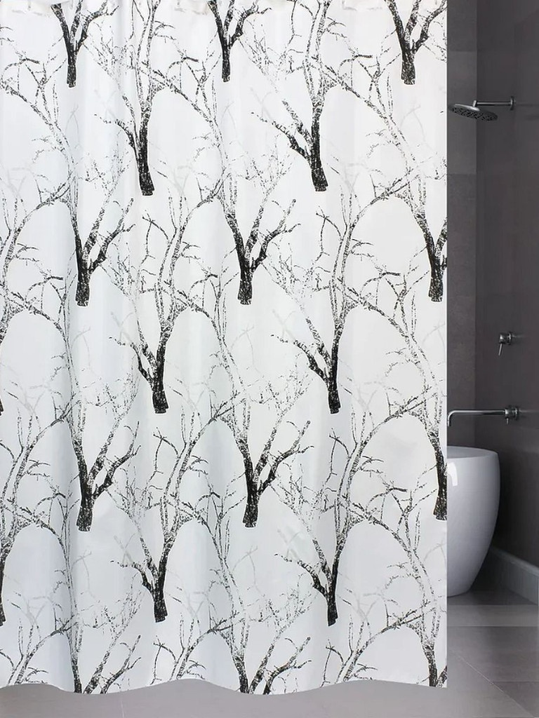 Шторка Bath Plus Forest Texture 180x180cm ch-21266