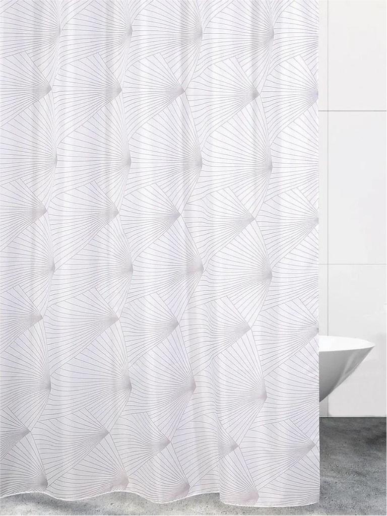 Шторка Bath Plus Fan Art 180x180cm ch-21271