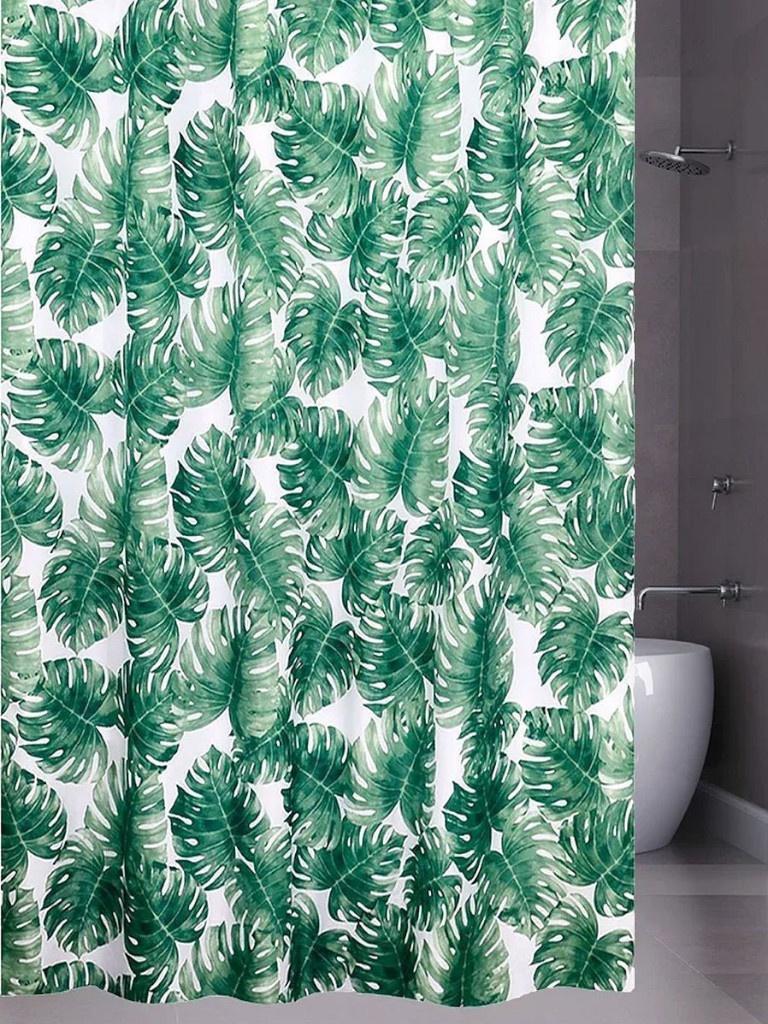 Шторка Bath Plus Jungle Palm 180х200cm ch15163