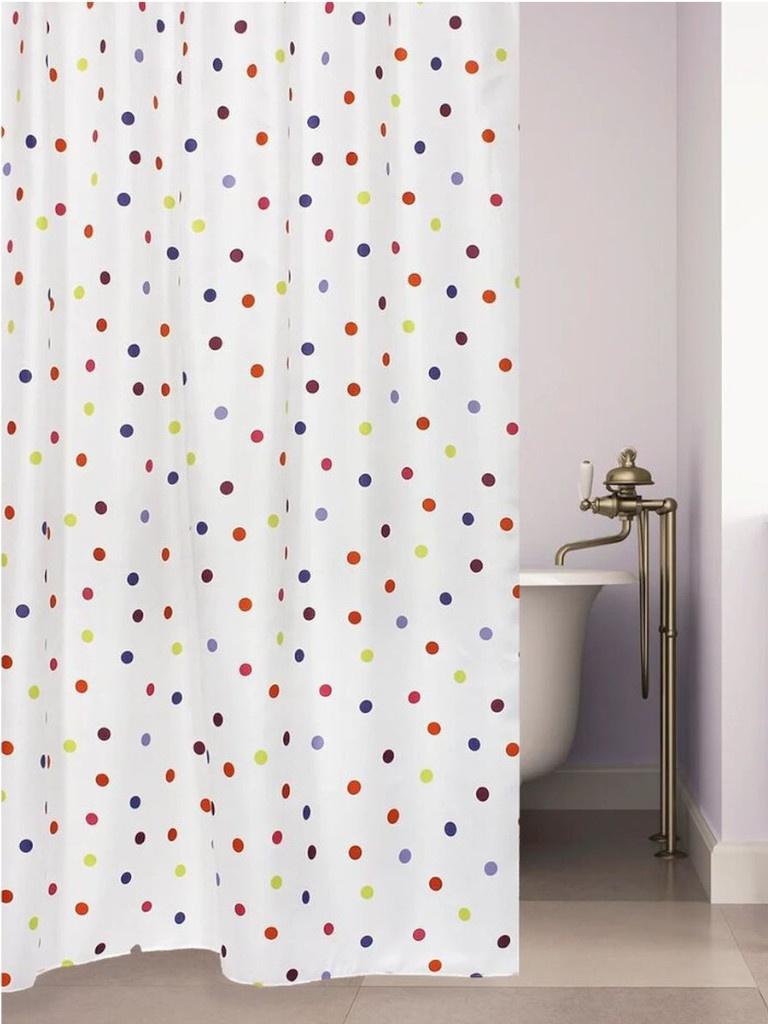 Шторка Bath Plus Fun Confetti 180х200cm ch18153