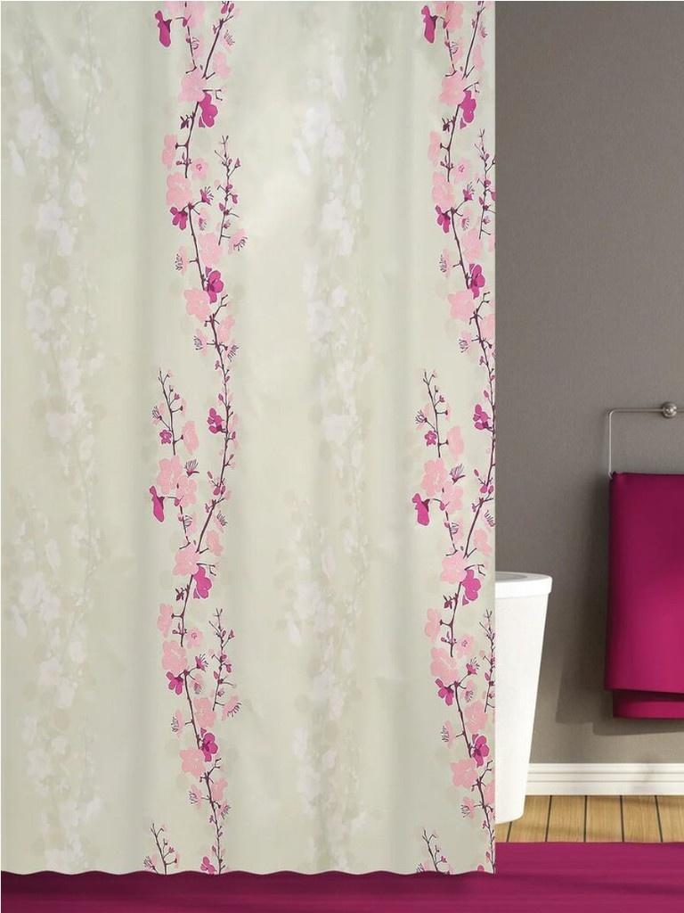 Шторка Bath Plus Blossom Falling 180х200cm ch14036/1