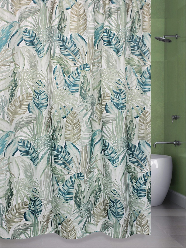 Шторка Bath Plus Banana Leaf 180х200cm ch21284