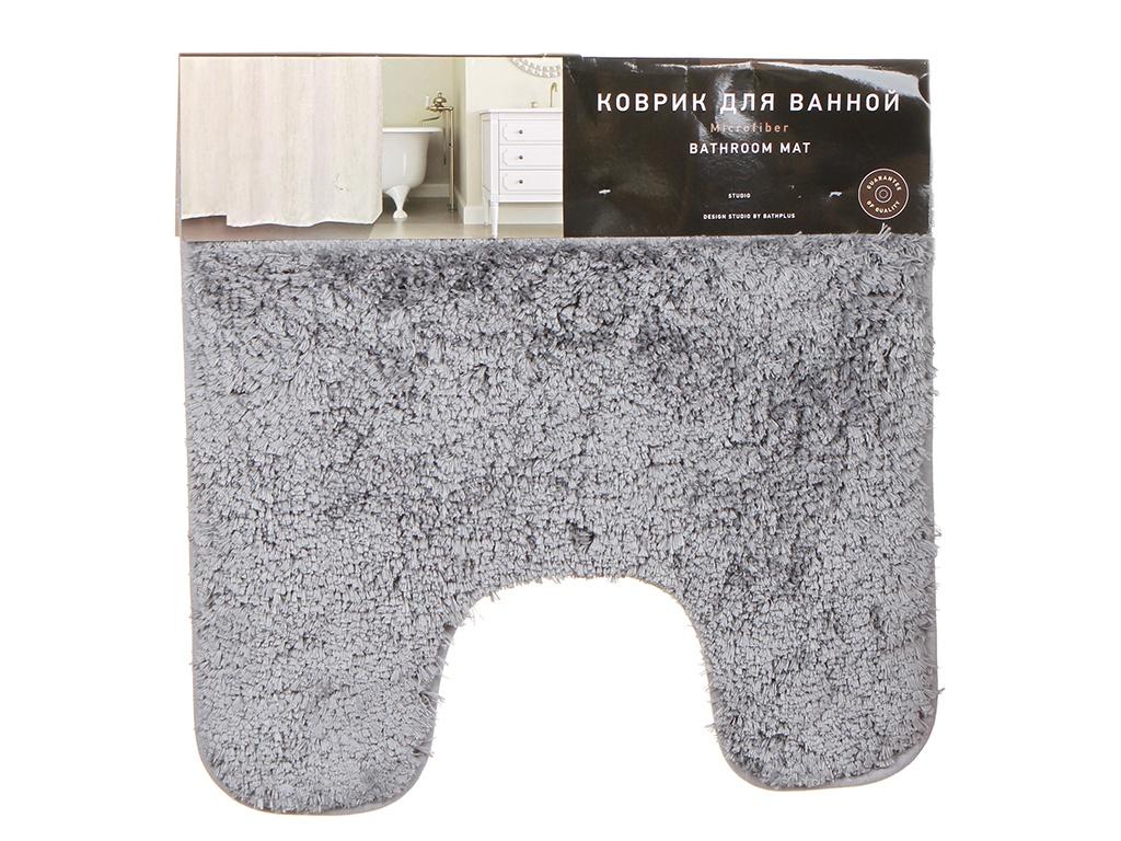 Коврик Bath Plus Тиволи 55х55cm Grey DB4152/0