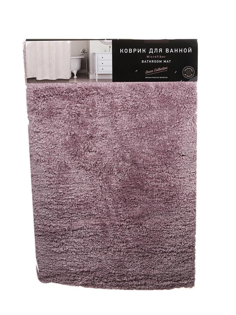Коврик Bath Plus Тиволи 60х90cm Purple DB4153/1