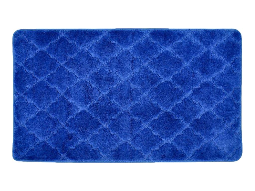 Коврик Bath Plus Лана 120х70cm Blue GR208