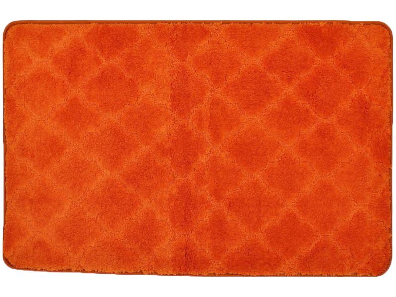 Коврик Bath Plus Лана 120х70cm Orange GR278