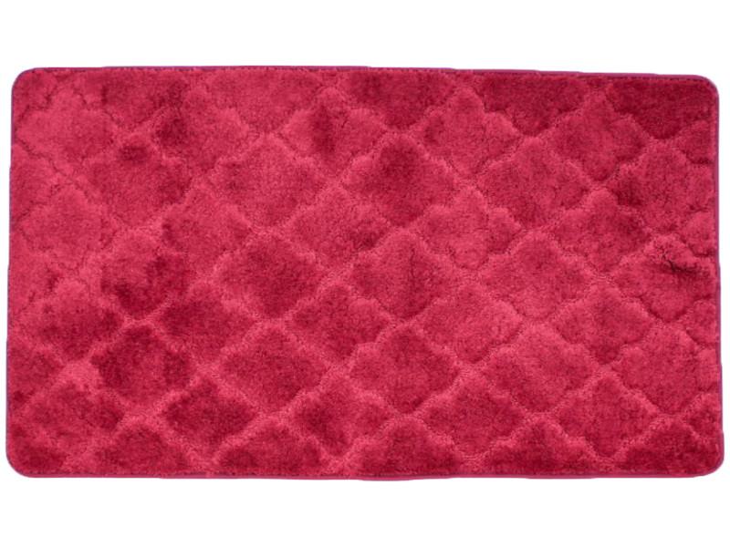Коврик Bath Plus Лана 120х70cm Crimson GR225