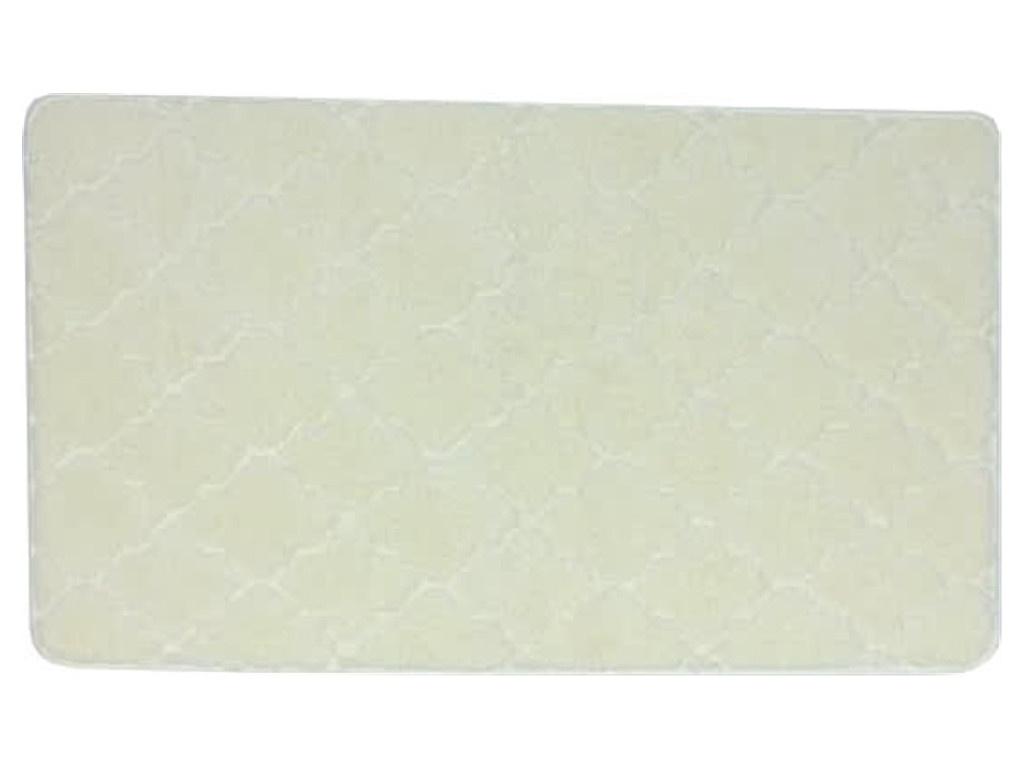 Коврик Bath Plus Лана 120х70cm White GR202
