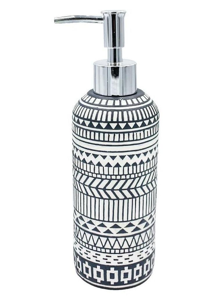 Дозатор для жидкого мыла Bath Plus Etno W-RE0837AA-LD