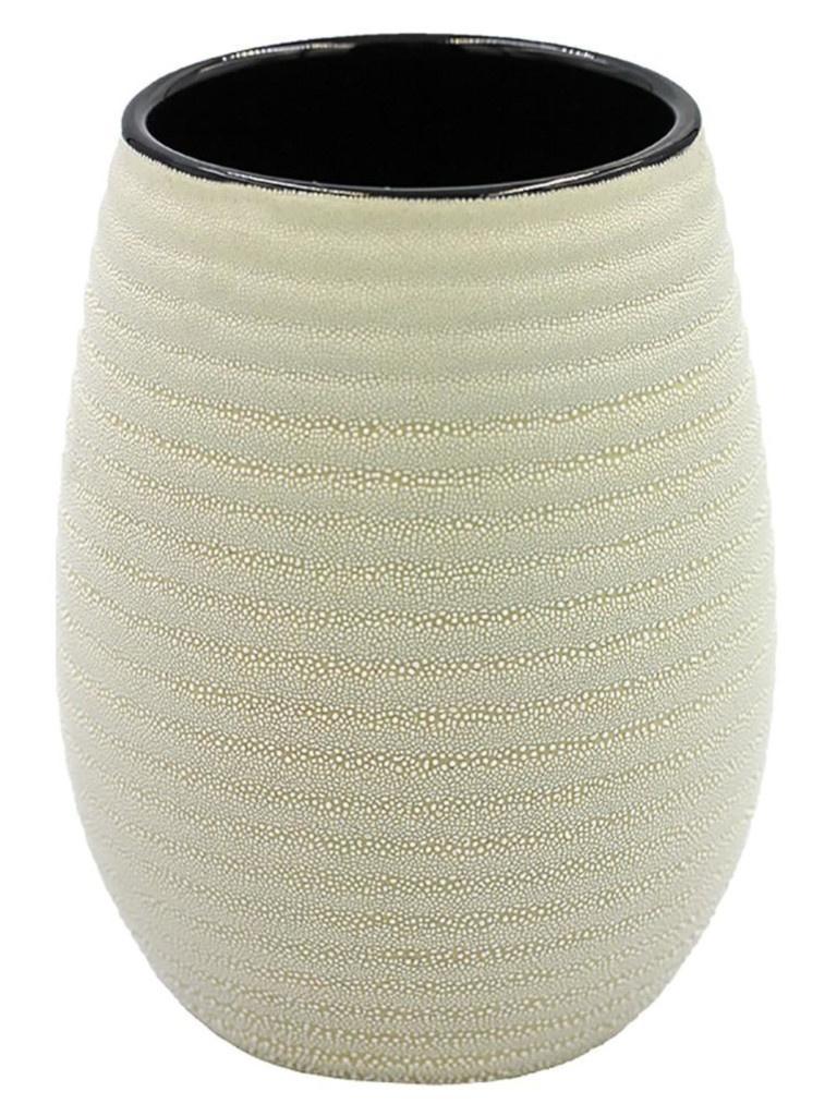 Стакан для зубных щеток Bath Plus Cappuccino W-CE1299A-TB