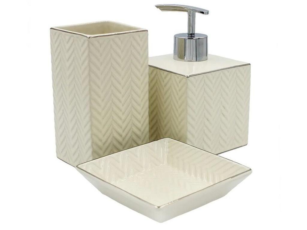 Комплект для ванн Bath Plus Brume Set3 W-CE2249AA-SET3
