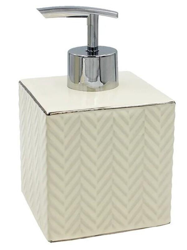 Дозатор для жидкого мыла Bath Plus Brume W-CE2249AA-LD